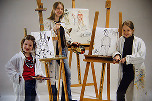 Farbenfroh kurse für kinder